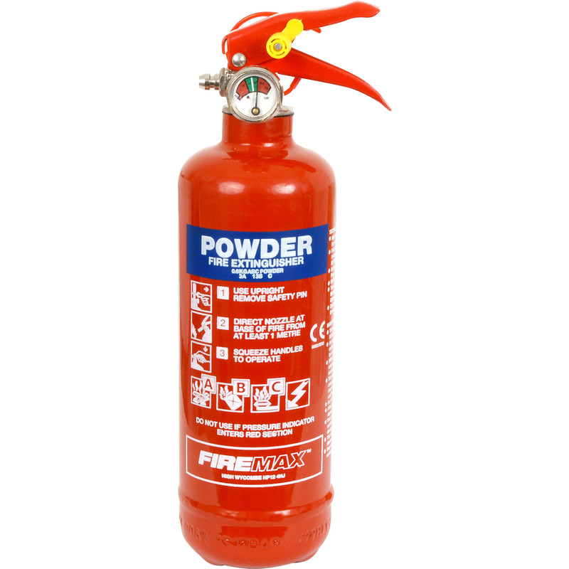 Fire Extinguisher in Malaysia