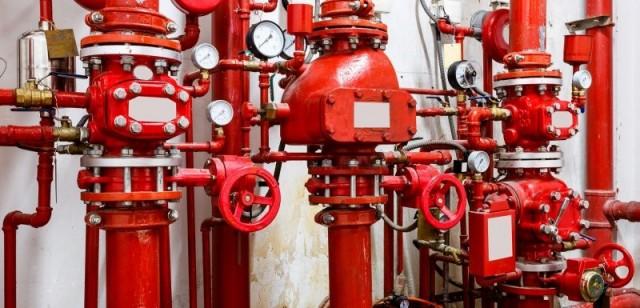 Sprinkler System : How Sprinkler System is Function