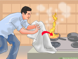 Fire Blanket Tips