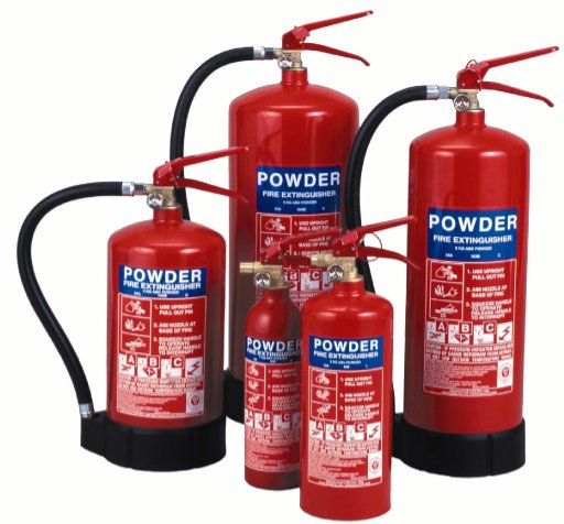 Dry Powder Fire Extinguisher : AITO Firework