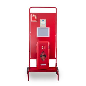 Fire Extinguisher Stand 8